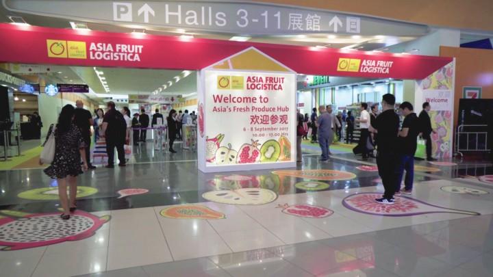 Asia Fruit Logistica 2017
